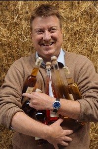 Jens Skovgaard Pedersen fra Cold Hand Winery